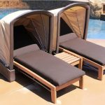 Patio Outdoor Chaise Lounge Design