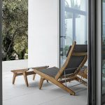 Patio Outdoor Recliner