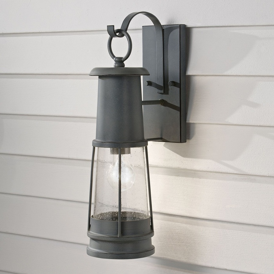 Image of: Patio Outdoor Sconces