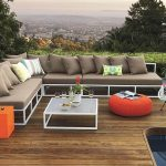 Patio Sectional Furniture Style
