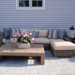 Patio Sectional Furniture Wicker