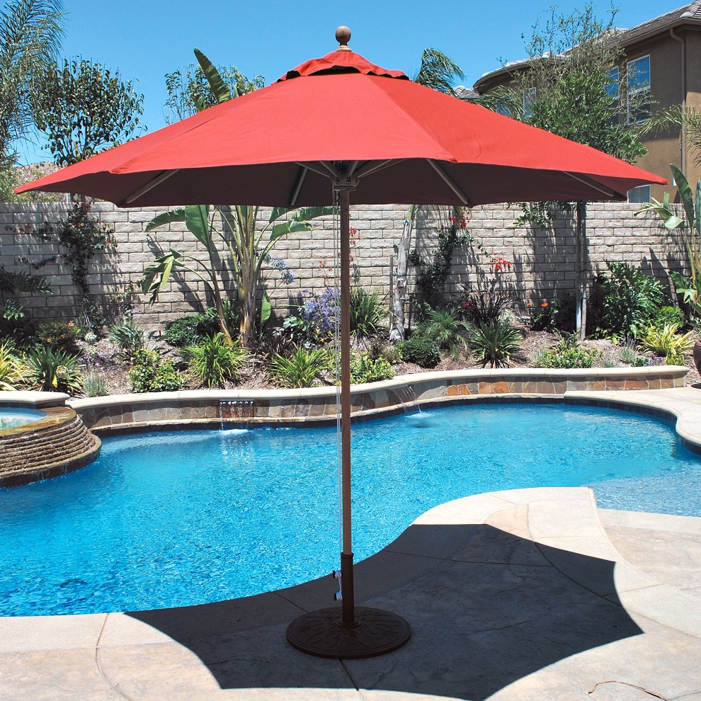 Patio Umbrellas Type