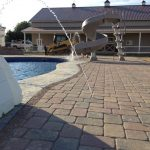 Paver Patio Designs With Fire Pit