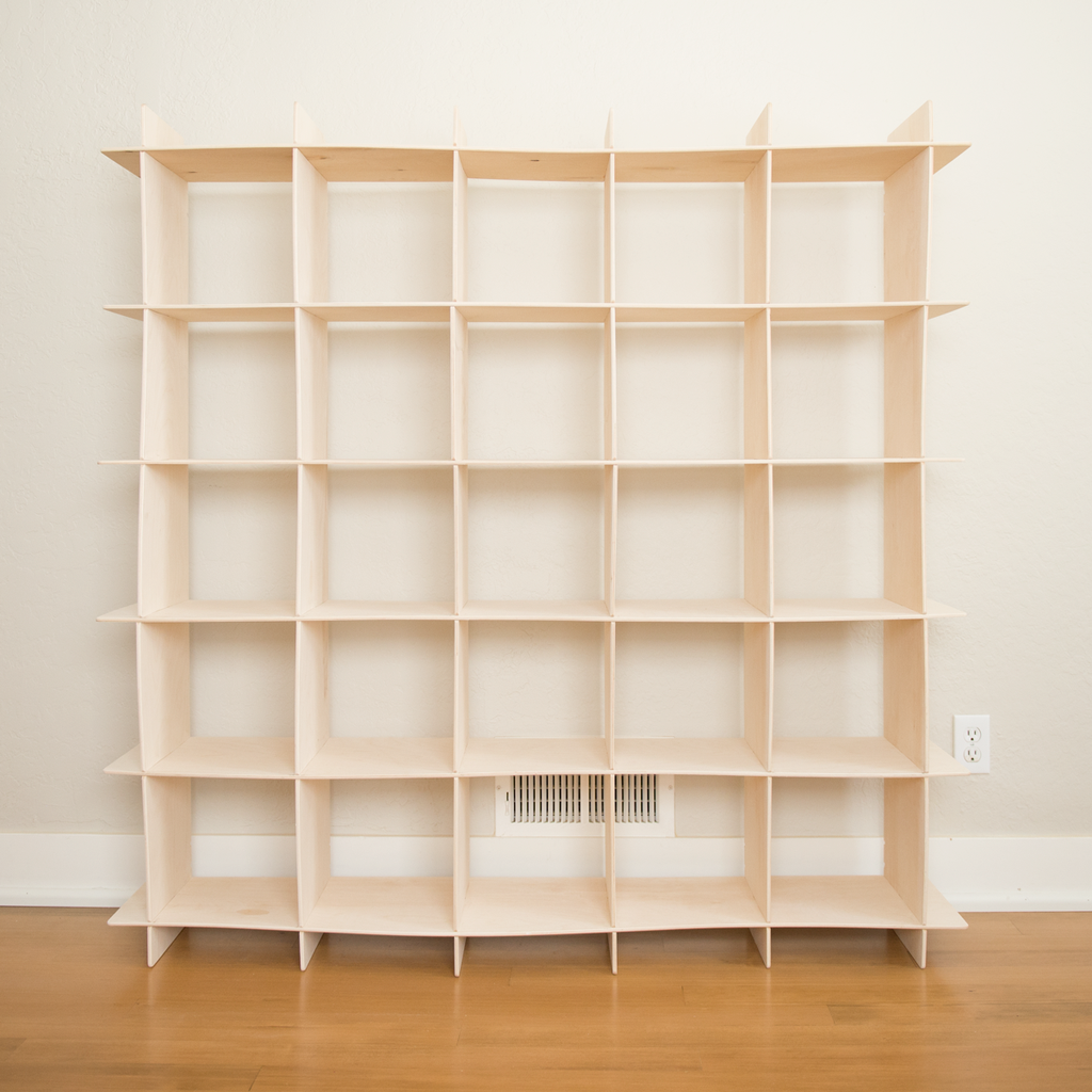 Image of: Photos of Cubby Bookcase