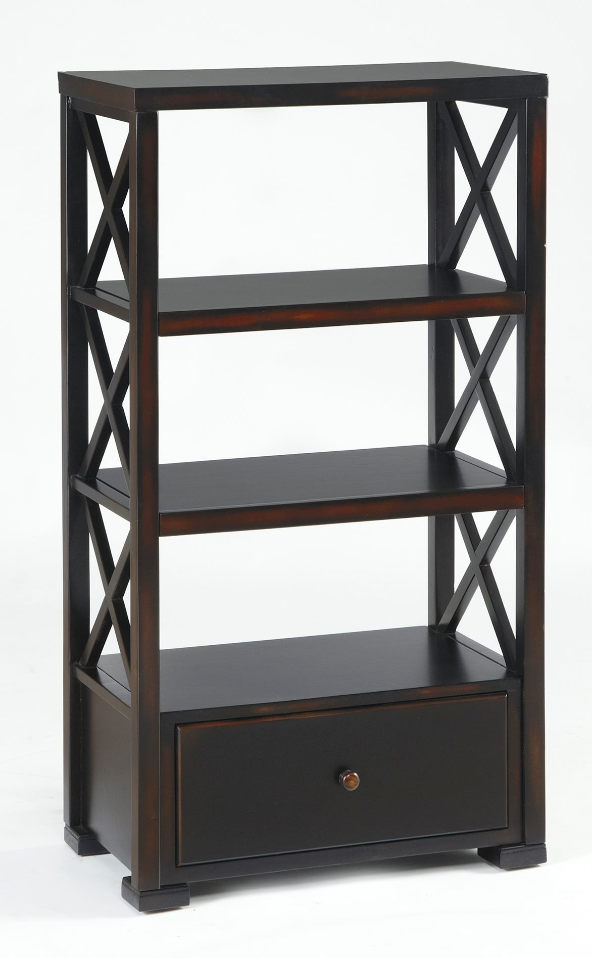 Image of: Photos of Short Bookcase