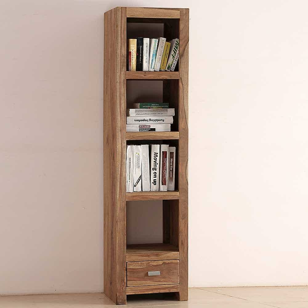 Image of: Photos of Solid Wood Bookcase