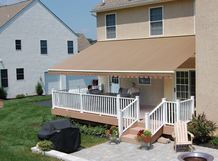 Picture Of Deck Awnings
