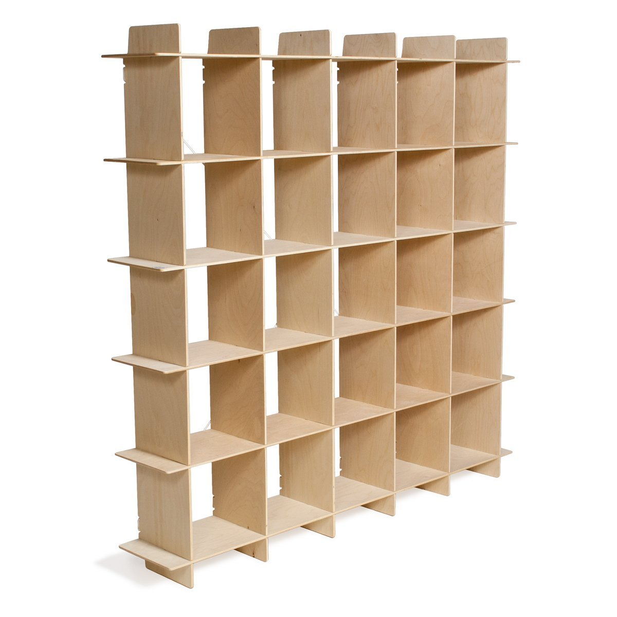 Image of: Picture of Cubby Bookcase