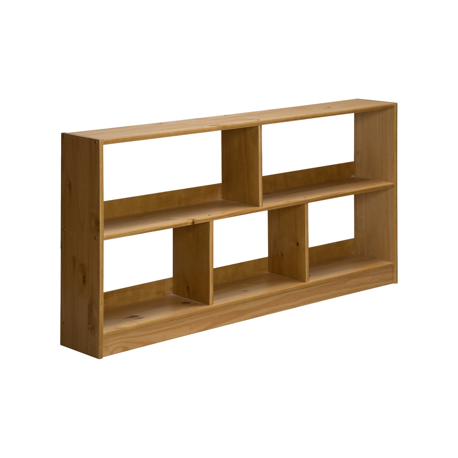 Image of: Picture of Short Bookcase