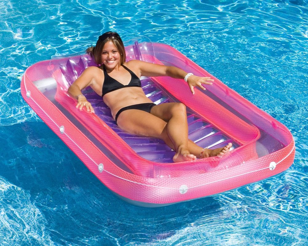 Image of: Pool Lounge Float Clearance