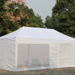 Pop Up Canopy Tent with Sides