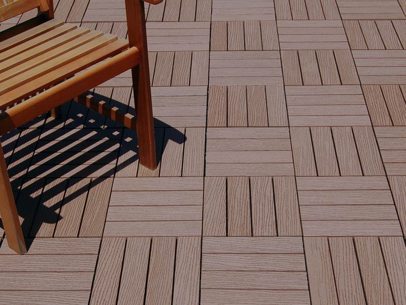 Image of: Popular Deck Tile