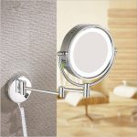 Popular Lighted Makeup Mirror Wall Mounted