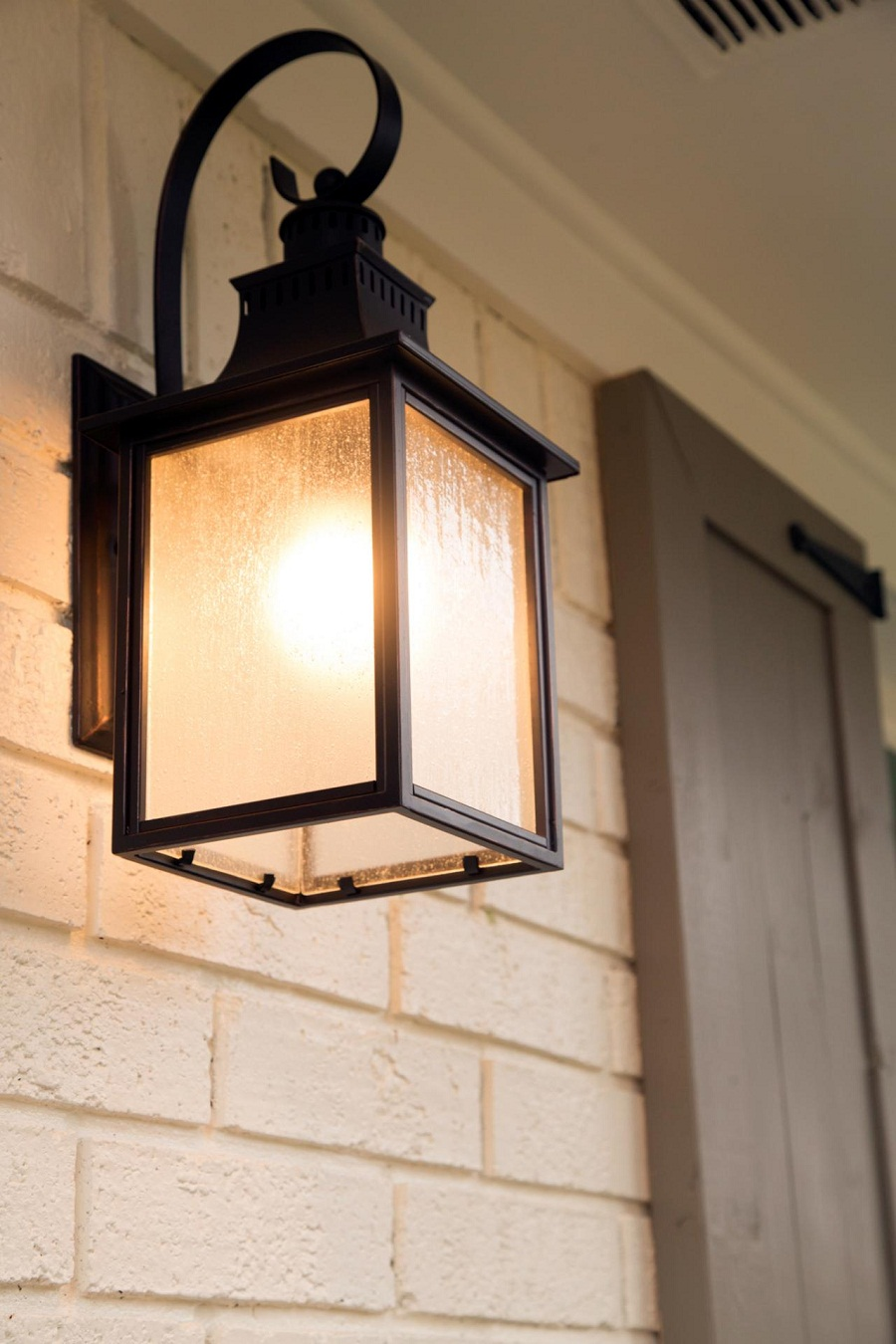 Image of: Porch Outdoor Sconces