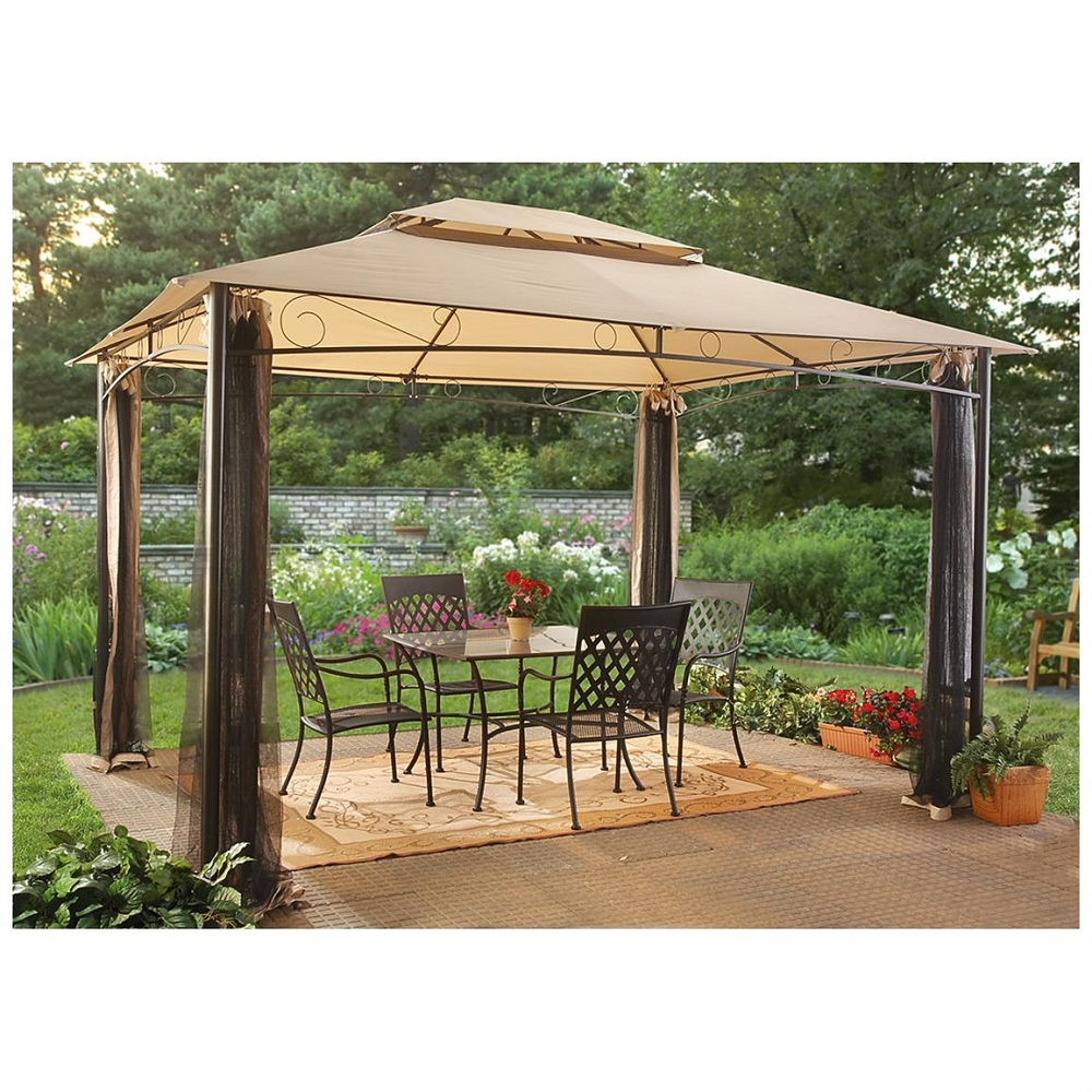Image of: Portable Gazebo Models