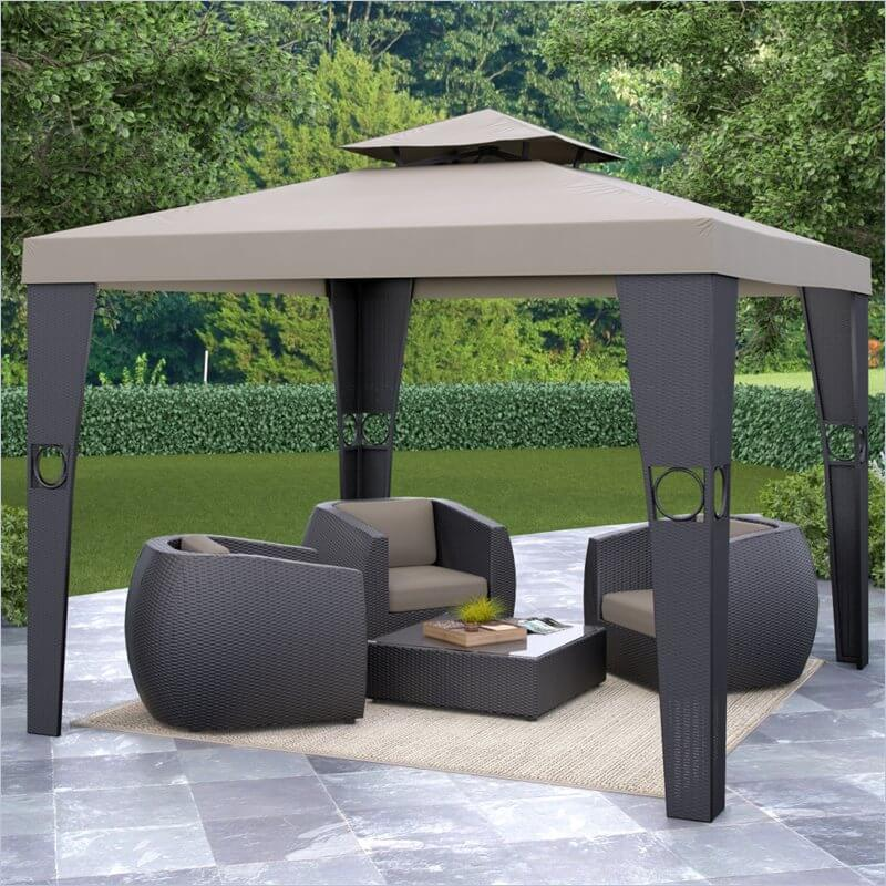 Image of: Portable Gazebo Modern