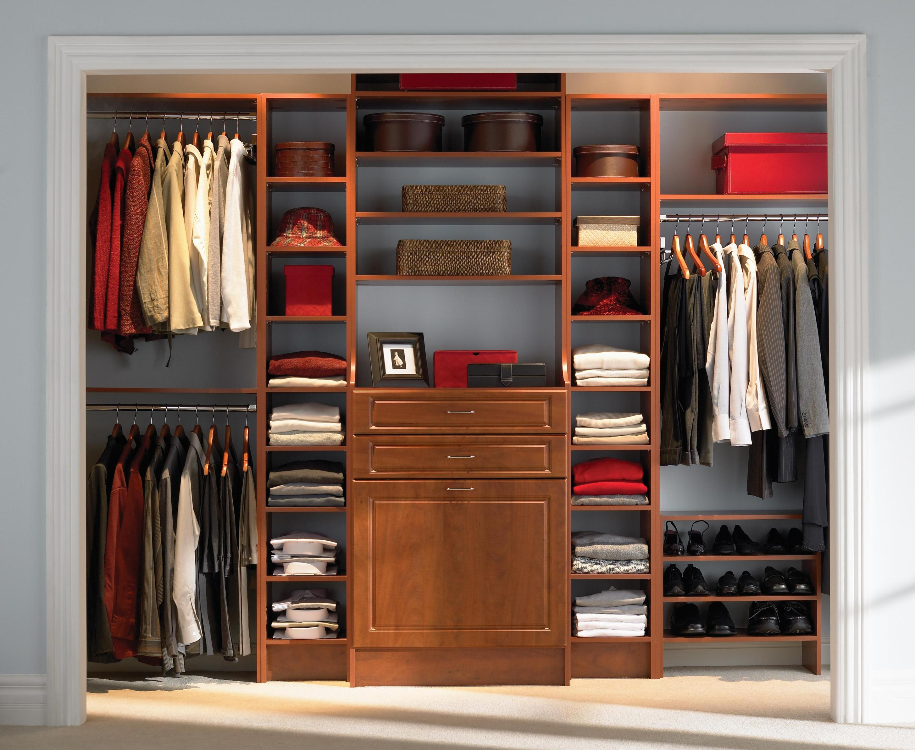 Image of: Portable Wardrobe Closets