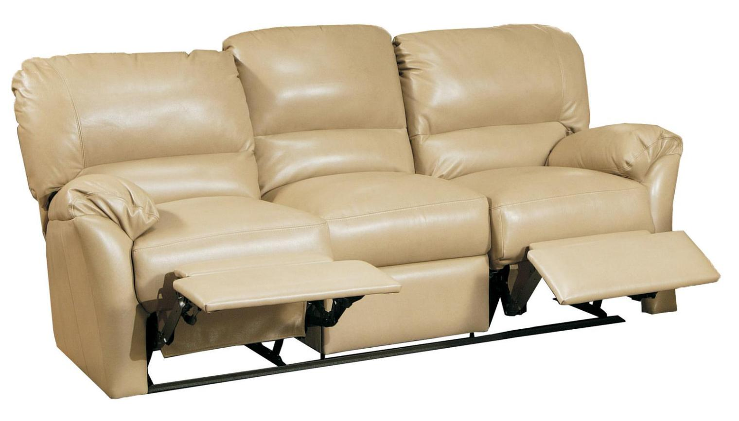 Image of: Power Reclining Couch