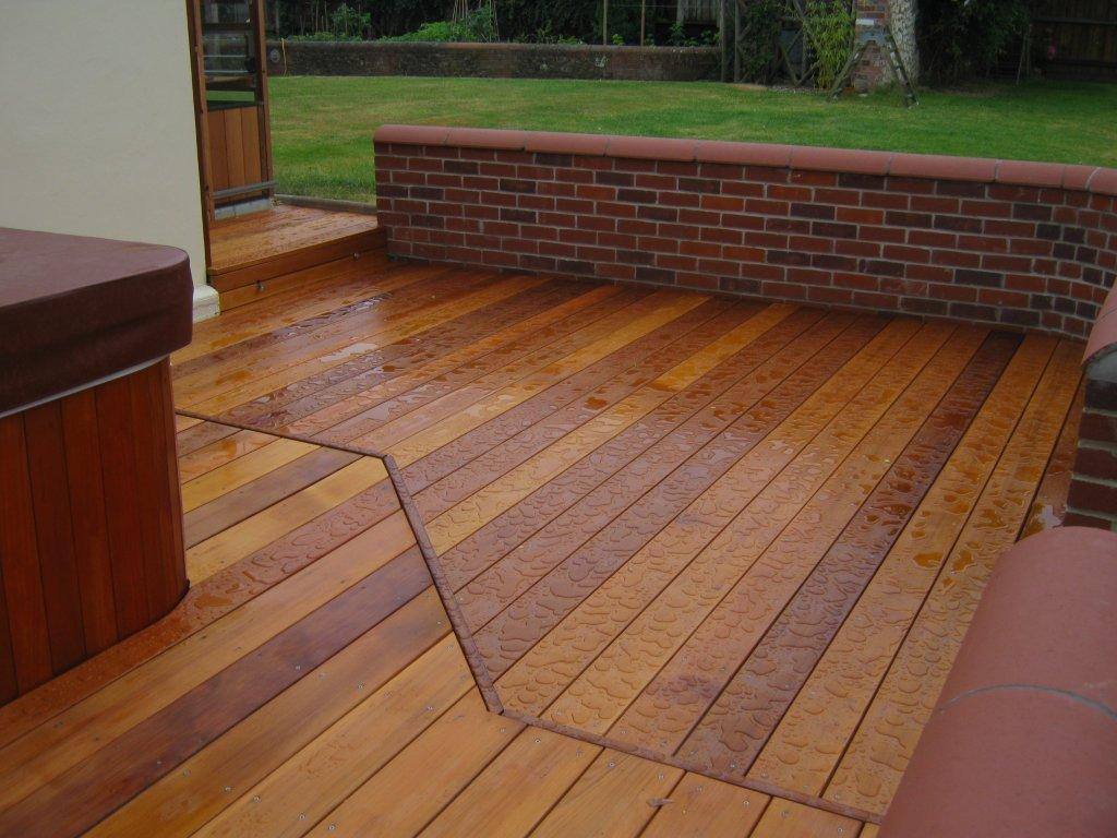 Premium Cedar Decking Boards