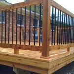 Project Metal Balusters For Deck