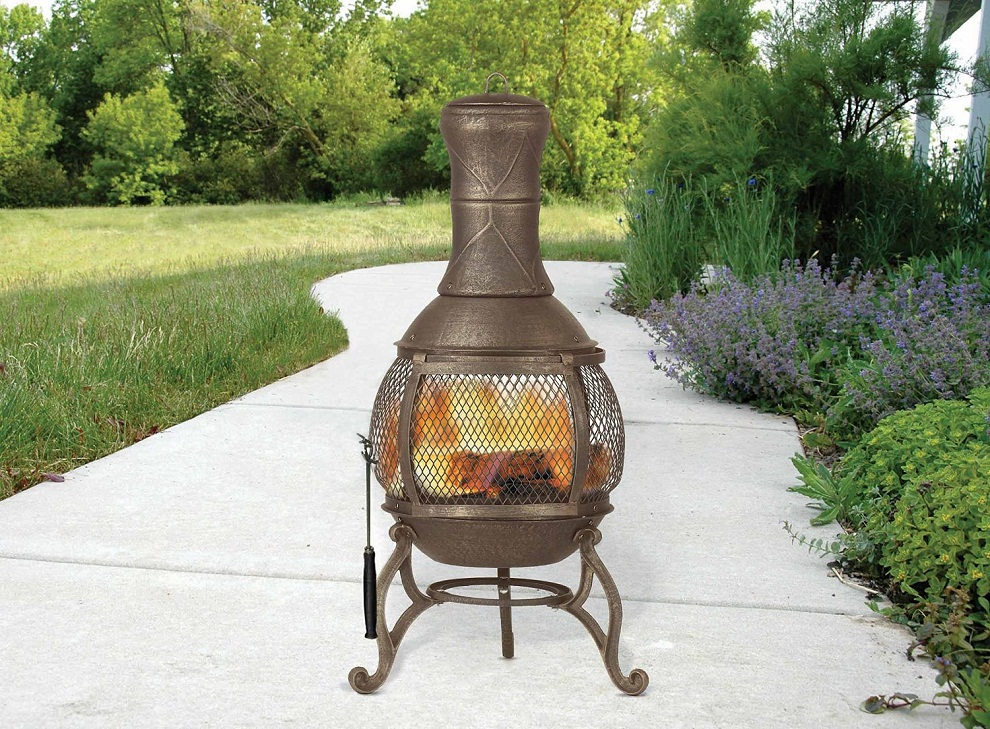 Image of: Propane Patio Heater Type
