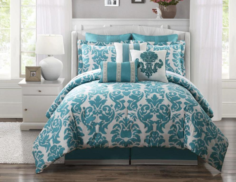 Image of: Queen Bedspread Sets