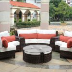 Rattan Outdoor Sectional Furniture