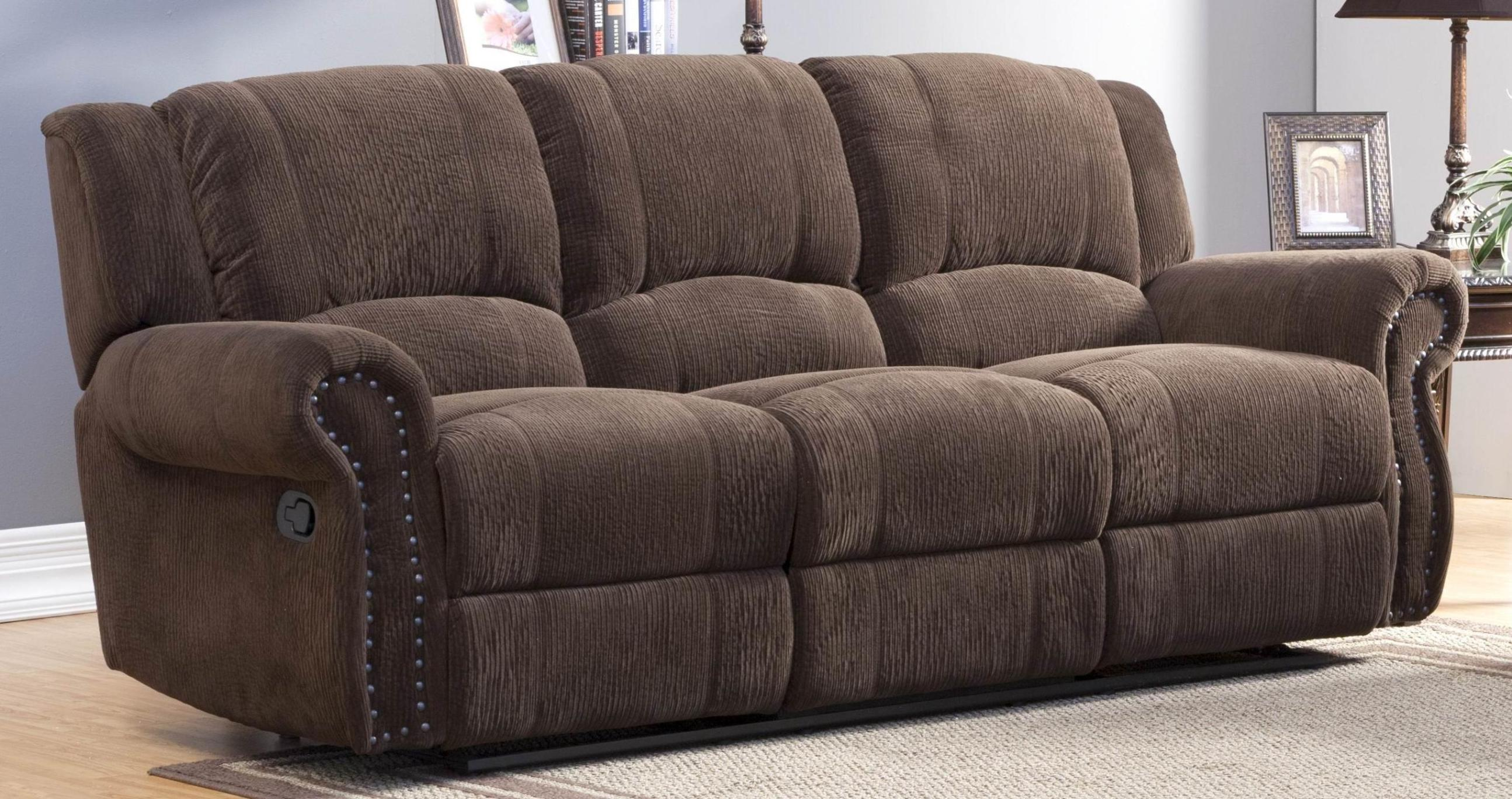 Image of: Reclining Couch And Loveseat Set