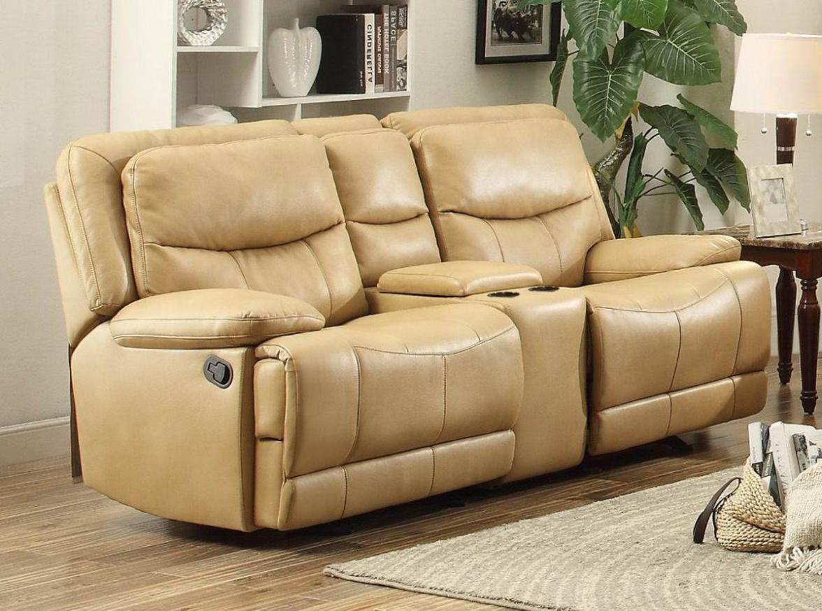 Image of: Reclining Glider And Ottoman Set