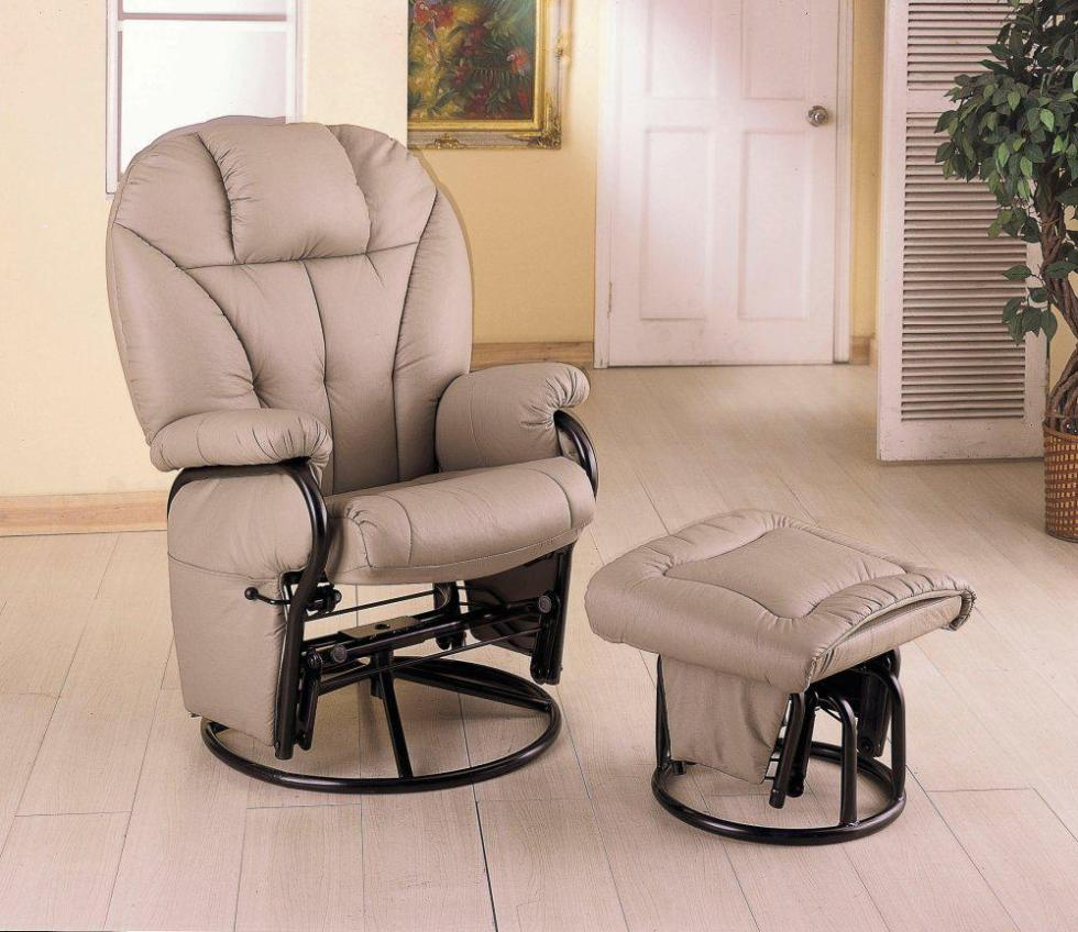 Image of: Reclining Glider Chair