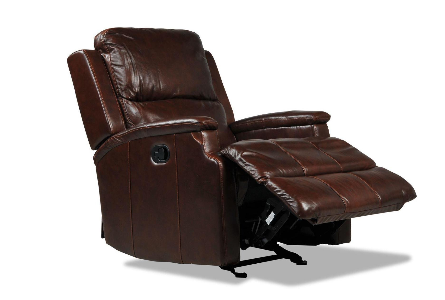 Image of: Reclining Glider Rocker And Ottoman