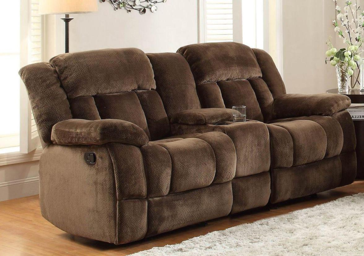 Image of: Reclining Glider Rocker With Ottoman
