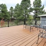 Redwood Decking Designs