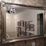 Removing a Large Wall Mirror