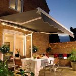 Retractable Patio Awning Design