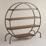 Round Bookcase Designs