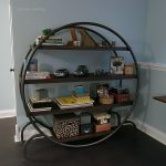 Round Bookcase Ideas