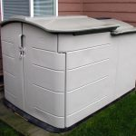 Rubbermaid Deck Storage Shed