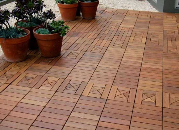 Image of: Runnen Floor Decking House
