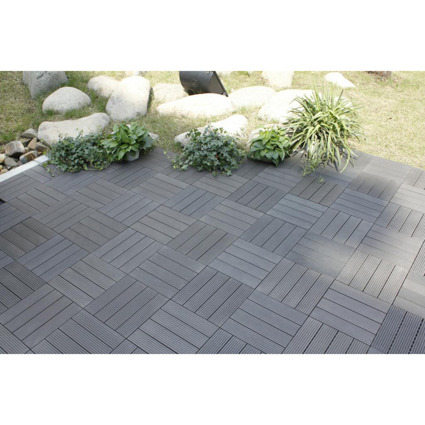 Image of: Runnen Floor Decking Patio