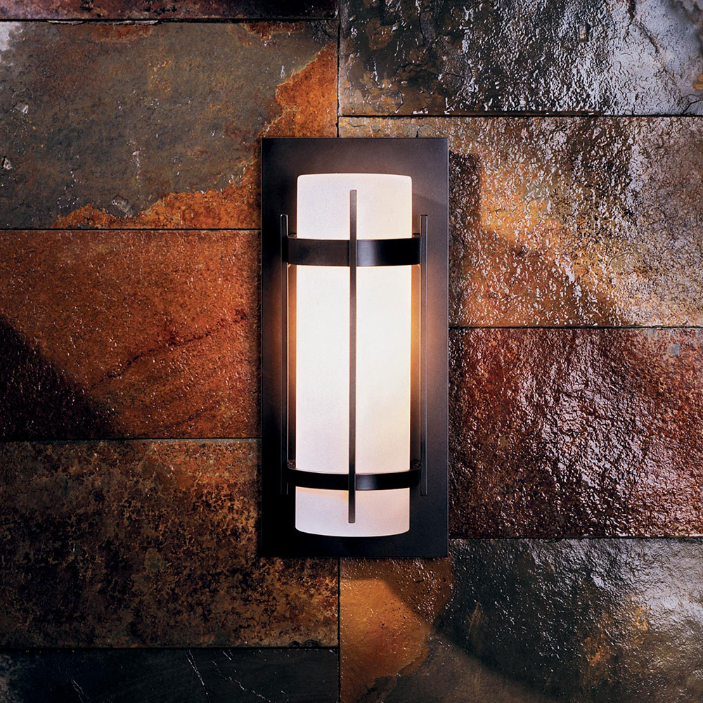 Rustic Outdoor Wall Sconce