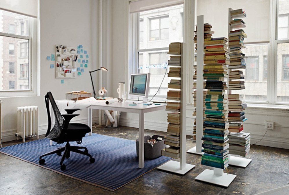 Image of: Sapiens bookcase