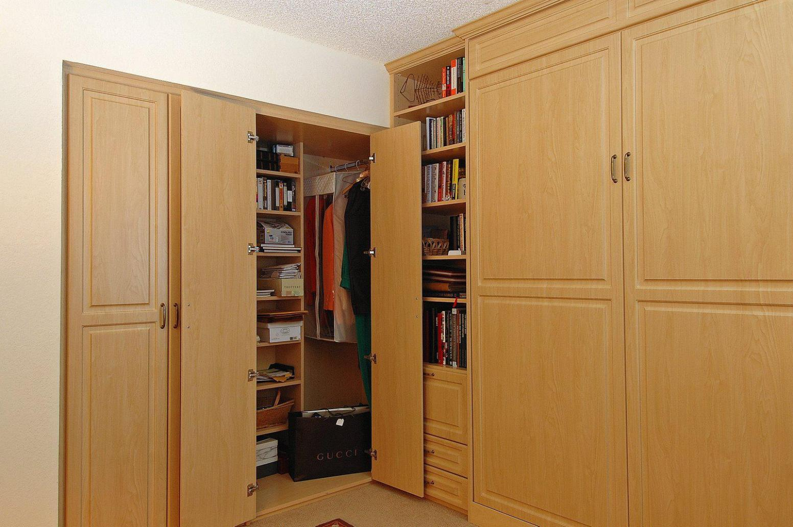 Image of: Sears Wardrobe Closet