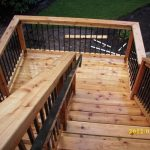 Second Metal Balusters For Deck