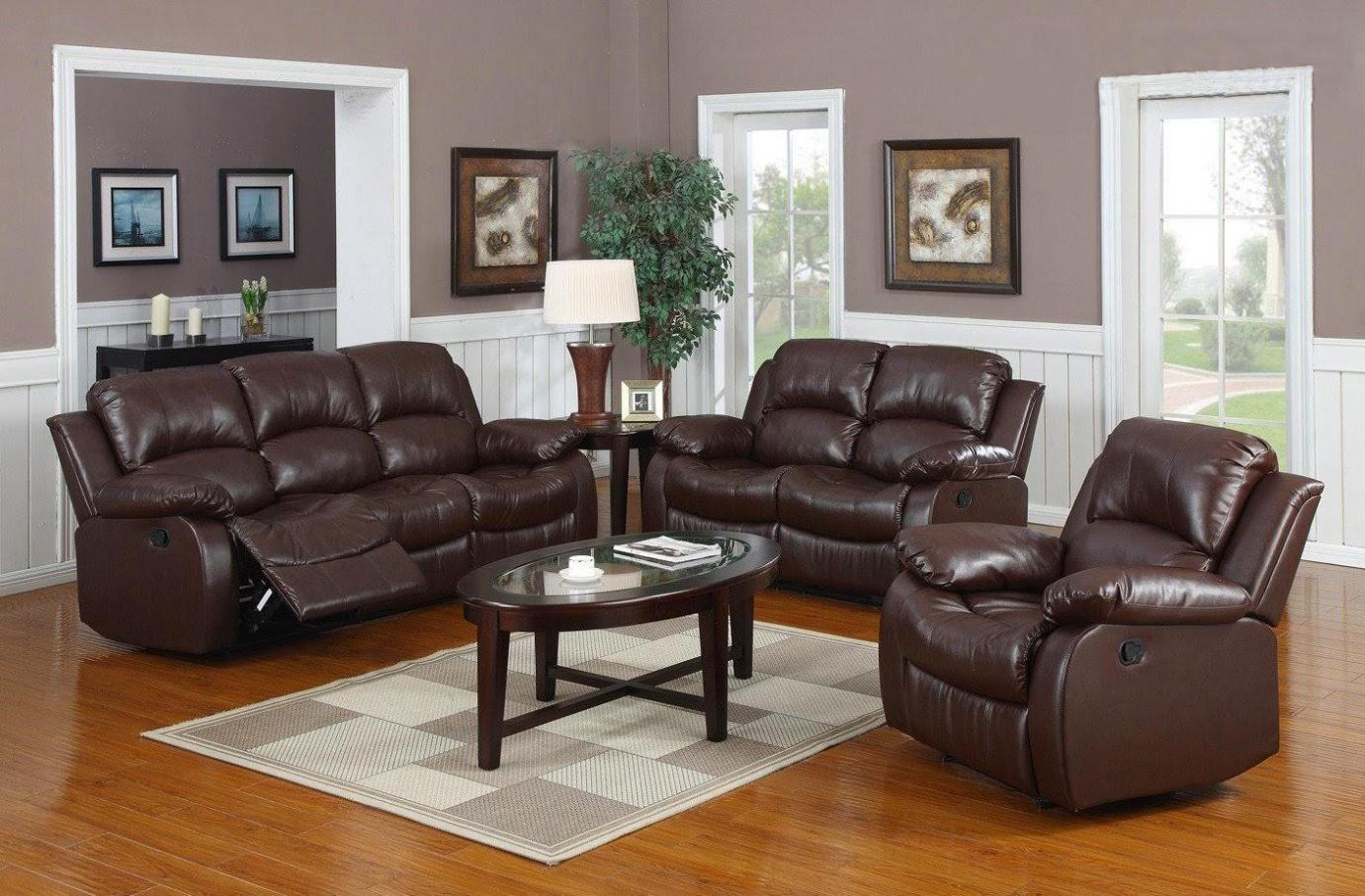 Image of: Sectional Sleeper Sofa With Recliners