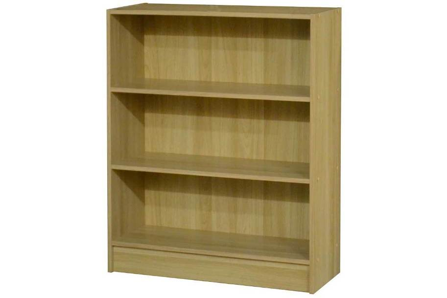 Image of: Shallow bookcase ideas