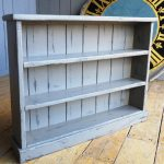 Simple Distressed Bookcase