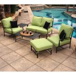 Simple Patio Conversation Sets
