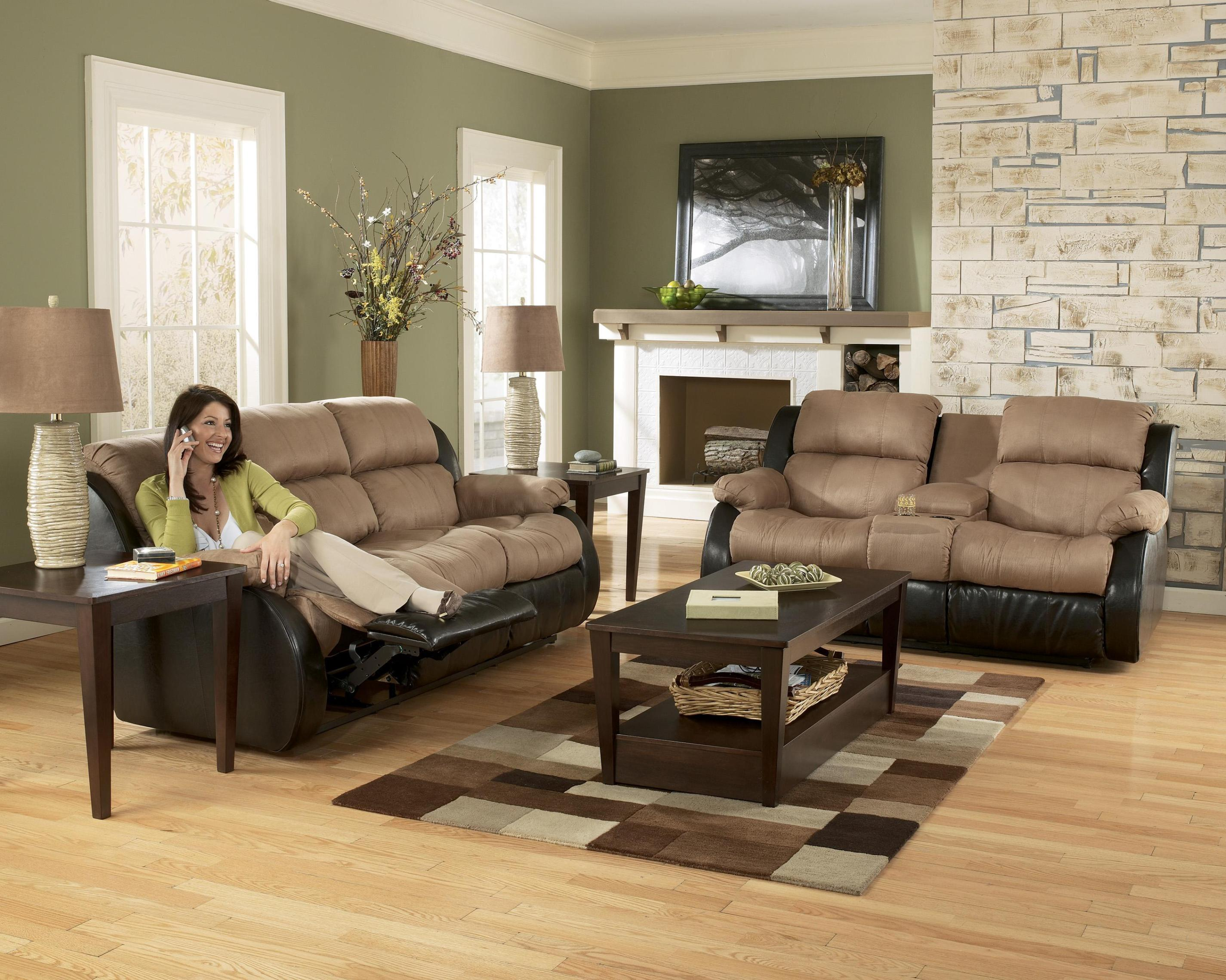 Image of: Slipcover For Reclining Couch