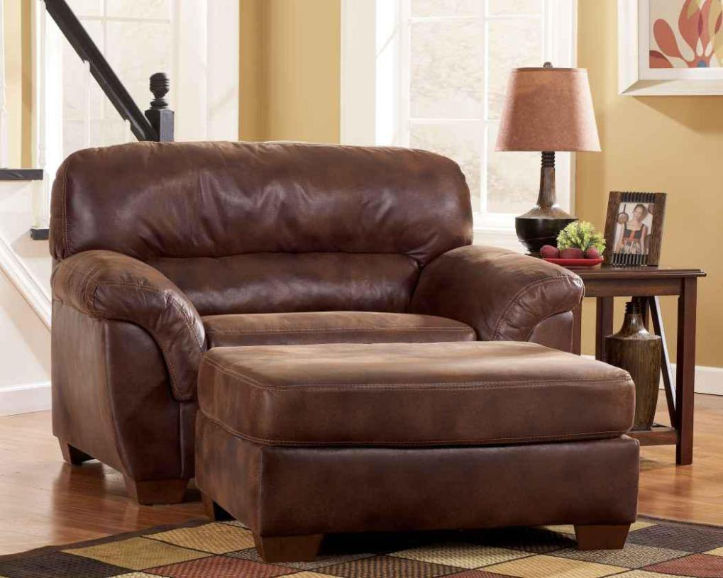 Image of: Slipcover Recliner Chair